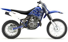 Yamaha TTR 125  Graphics Dirt Bike Graphics KIT By  Enjoy Mfg Flame Kit!