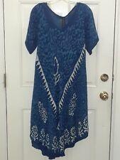 Women's Dress Mid Calf, Boho, New w Tags