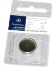 1x NEW Mercedes Benz Genuine OEM Remote Keyless Key Entry Battery ORIGINAL