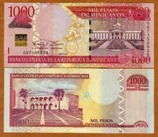 Dominican Republic, 1000 Pesos Dominicanos, 2013,  P-187-New, UNC