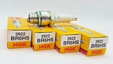 4 NGK Standard OEM Quality Spark Plugs BR6HS / 3922