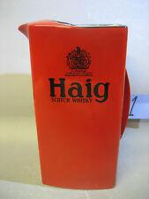 Carlton Ware England Haig Scotch Whisky Jug