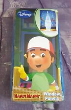 "Disney Junior HANDY MANNY Window Panels Curtains Measure It Drapes 82"" x 63"" New"