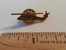 UH-60 Blackhawk Sikorsky US Army Helicopter Pin / NEW