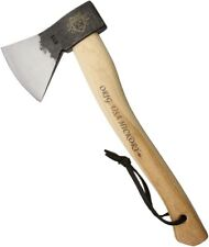 Prandi Camp Hatchet Axe German Camping Italy Carbon Steel Hickory Handle 0308TH