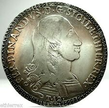 PALERMO (Ferdinando III) da 12 TARI' 1794