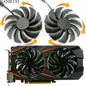 HQ 88mm Replacement Cooler Fan For Gigabyte GeForce GTX 1060 1070 RX 480 570 470