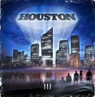HOUSTON - 3 (LIMITED BLUE VINYL)   VINYL LP NEW+