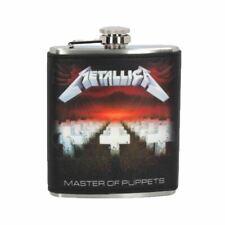 Metallica Maître De Marionnettes Hip Flasque en Boîte Cadeau - Nemesis Now Music