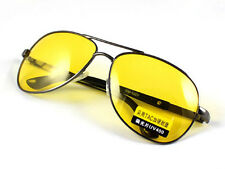New Polarized UV Sunglasses Night Vision Driving Glasses Yellow lens #2