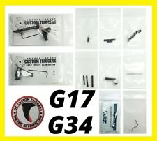 G17 G34 FULL SIZE LOWER PARTS KIT FOR GLOCK 17 34 FITS POLYMER 80