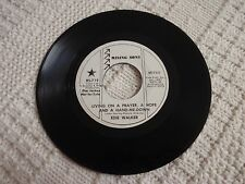 NORTHERN SOUL EDIE WALKER LIVING ON A PRAYER/STOP ALONG THE WAY RISING SONS 719