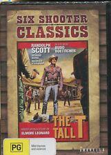 THE TALL T -  Randolph Scott, Richard Boone, Maureen O'Sullivan  - DVD