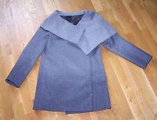 COS Mantel coat Wolle wool Übergangsmantel- übergroßer Kragen 36/ UK 10/ US 8