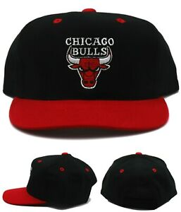 Chicago Bulls New NBA G Cap Youth Kids Toddler Black Red Era Strapback Hat