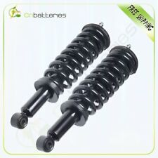 Front Strut Coil Spring Set For Toyota Tundra 2000 2001 2002 2003 2004 2005 2006