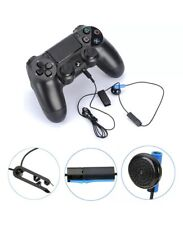 NEW Headset With Microphone Earpiece For PS4 XBOX ONE Controller Earphones