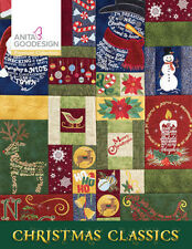 Anita Goodesign-Christmas Classics-Special Edition Embroidery Designs (CD ONLY)