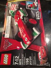 Lego Cars 2  #8678 Ultimate Build Francesco Damaged Box Seals Are Opening New