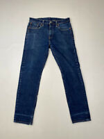 LEVI'S 502 REGULAR TAPERED Jeans - W30 L30 - Blue - Great Condition - Men's