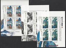 CHINA 2016-3 Mini S/S  Selected Work of  Liu Haisu Painting 劉海粟 Stamp
