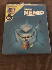 Disney/Pixar Finding Nemo 4K Ultra Hd Blu-ray Digital Steelbook Easter Gift Idea