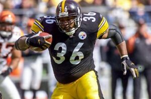 JEROME BETTIS PITTSBURGH STEELERS Poster Football Print Poster  2 x 3 Feet  7