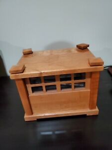 Falling Rain Chimes The Sound of Nature Wood Music Box Gentle Zen Sound Wooden