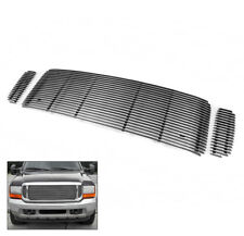 FORD 1999-04 F250 F350 SD/2000 EXCURSION FRONT UPPER BILLET GRILLE GRILL INSERT