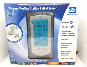 New The Weather Channel Brand Wireless Weather Station Model WS-9035TWC-2S