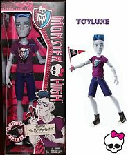 Monster High SLO MO Sloman Mortavitch Boy Doll SON OF ZOMBIE Ghoul Spirit NEW !