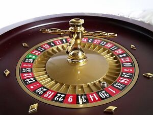 """Dal Rossi Italy Roulette Wheel  (20"""")"""