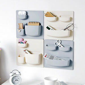 Multi-functional Bathroom Shelves Strong Suction Cup Toothbrush Holder Storage