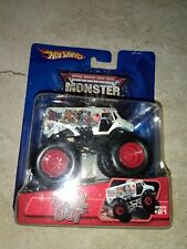 Hot Wheels Chill Out Monster Jam 2005 Ice Cream Truck #21 Opened Package