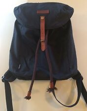 NWT Barbour Rucksack Backpack Holdall Waxed Cotton Bag Travel Festival Rugged