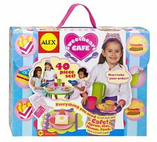 ALEX Toys Pretend and Play Sweetheart Cafe 791W New Toy Girls Kitchen Ages 3+