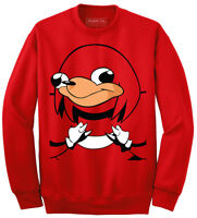 Ugandan Knuckles sweatshirt, Knuckles up shirt, Do you know the way sweatshirt