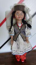 Vintage Tajikistan doll Soviet Union USSR Russia