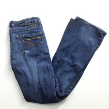 Seven7 Womens Classic Flare Jeans Size 27 A16009