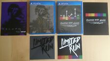 Mike Bithell Games PS Vita Collection: Thomas Was Alone and Volume + Extras
