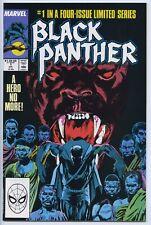 BLACK PANTHER #1  - Mini-series