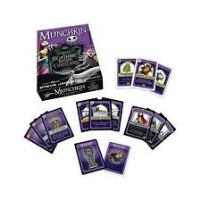 Munchkin The Nightmare Before Christmas by USAopoly
