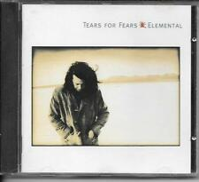 CD ALBUM 10 TITRES--TEARS FOR FEARS--ELEMENTAL--1993