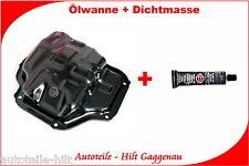 NEU Ölwanne + Dichtmasse für 1.6 Nissan Cube, Juke, Micra, Note, Qashqai TIIDA