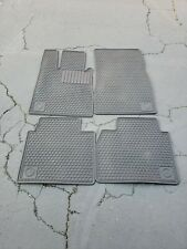 Mercedes-Benz ML350, 500, 550 AMG BLACK OEM Carpet Floor Mats (2013-2015)