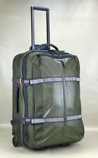 "VICTORINOX CH-97 28"" Expandable Wheeled Rolling Upright Duffel Bag Green"
