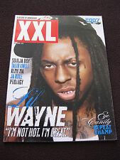 XXL Magazine -Jan/Feb 2008 Issue #99 - 8 Annual Love/Hate Issue  Lil Wayne Cover