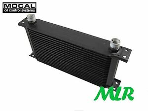 VW Golf Gti Turbo 16V Corrado G60 VR6 Mocal 19 Fila Olio Cooler 1/2BSP OC5193-8