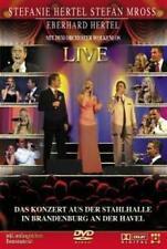 Koch  DVD  STEFANIE HERTEL/ STEFAN MROSS Live   (2005)  Neu & OVP