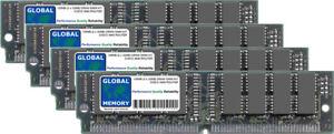 128MB (4 x 32MB) DRAM SIMM MEMORY RAM KIT FOR CISCO 3640 ROUTER ( MEM3640-128D )